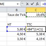 Optimisation de la formule