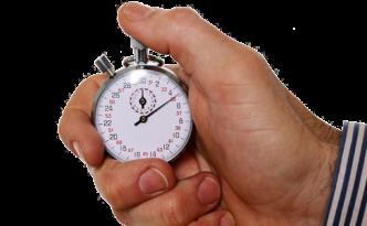 Chronomètre Excel