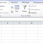Excel Validation des données