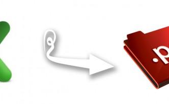 Excel conversion en PDF